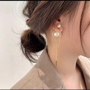 New✨ Simulated Pearl earrings